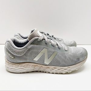 NEW BALANCE Youth Girls 2 Arishi Running Gray